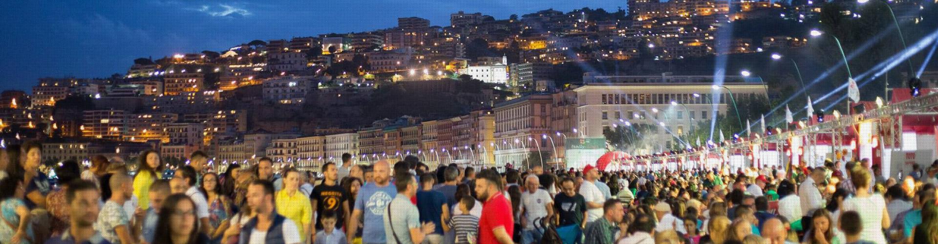 Napoli Pizza Village 2016 e Software Postazione Cassa