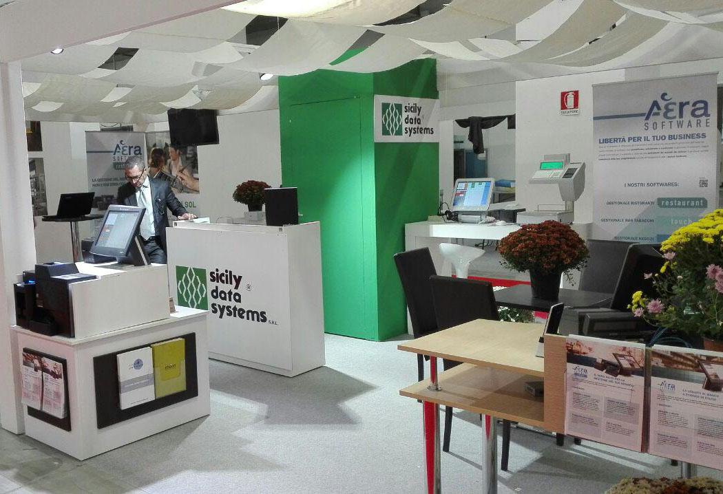 Sicily Data Systems ed il software Aera al Ristora Hotel Sicilia