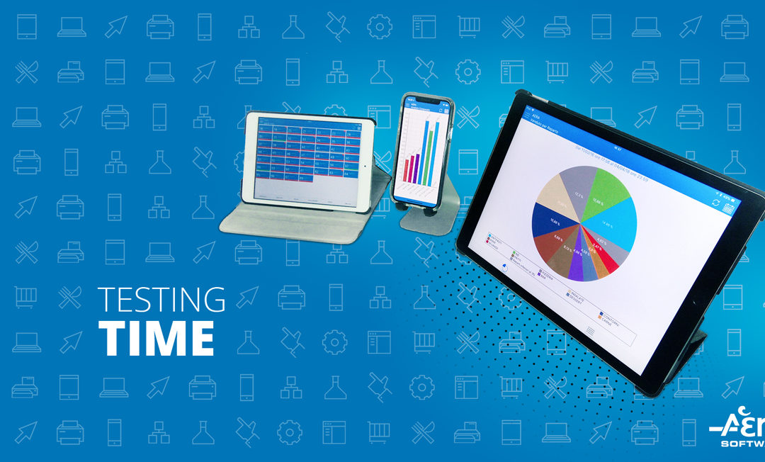APP Analytics: Testing time nuova realise 2018
