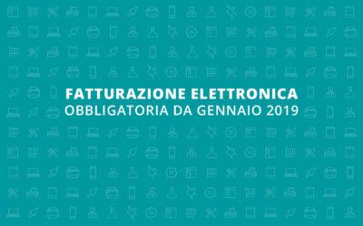 Obbligo fatturazione elettronica 2019