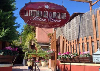 La fattoria del Campiglione – Pozzuoli