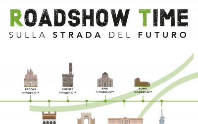 Aera software presente al Roadshow Orderman